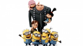 Despicable Me 3 Wallpaper Free#1