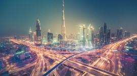 Dubai Desktop Wallpaper