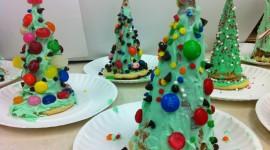Edible Christmas Trees Photo Download
