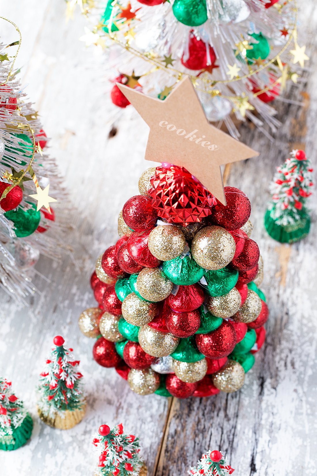 Edible Christmas Trees Wallpapers High Quality Download Free