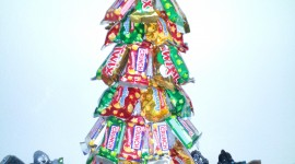 Edible Christmas Trees Wallpaper For IPhone#1