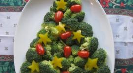 Edible Christmas Trees Wallpaper For Mobile