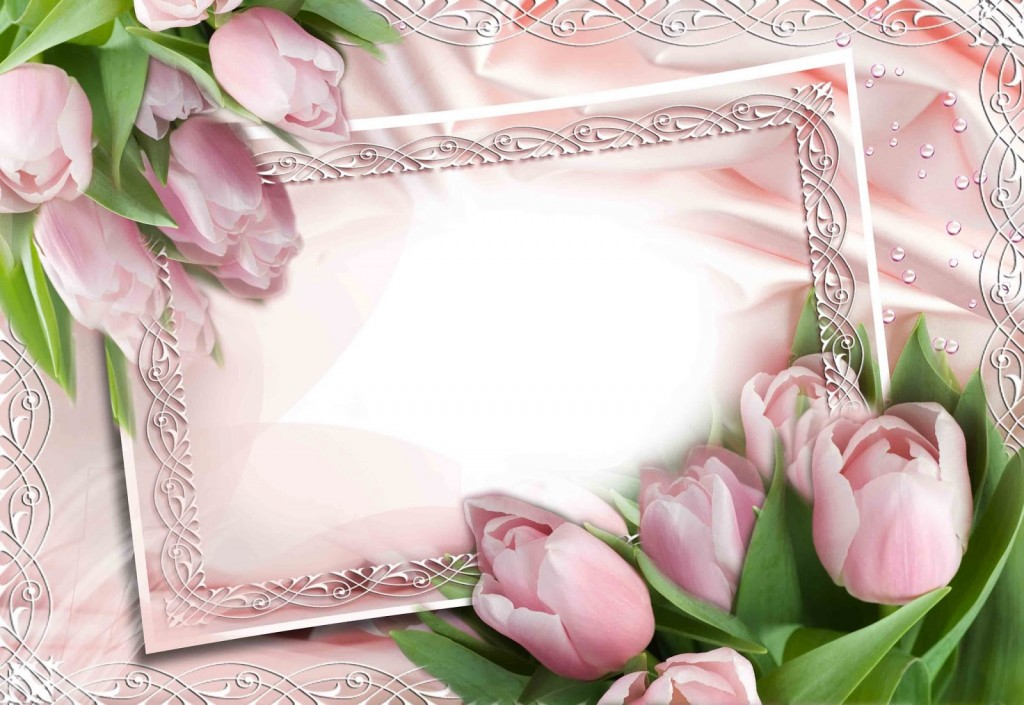 Floral Frame wallpapers HD