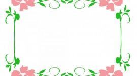 Floral Frame Image