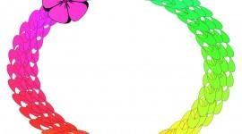 Floral Frame Image Download
