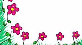 Floral Frame Image Download#1