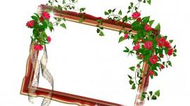 Floral Frame Photo Download