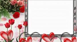 Floral Frame Wallpaper HQ