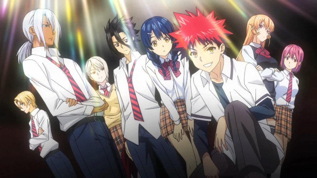 Food Wars The Third Plate wallpapers HD