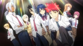 Food Wars The Third Plate Best Wallpaper