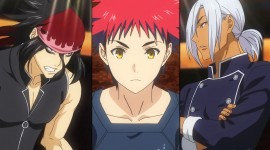 Food Wars The Third Plate Photo Free#1