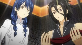 Food Wars The Third Plate Pics#1