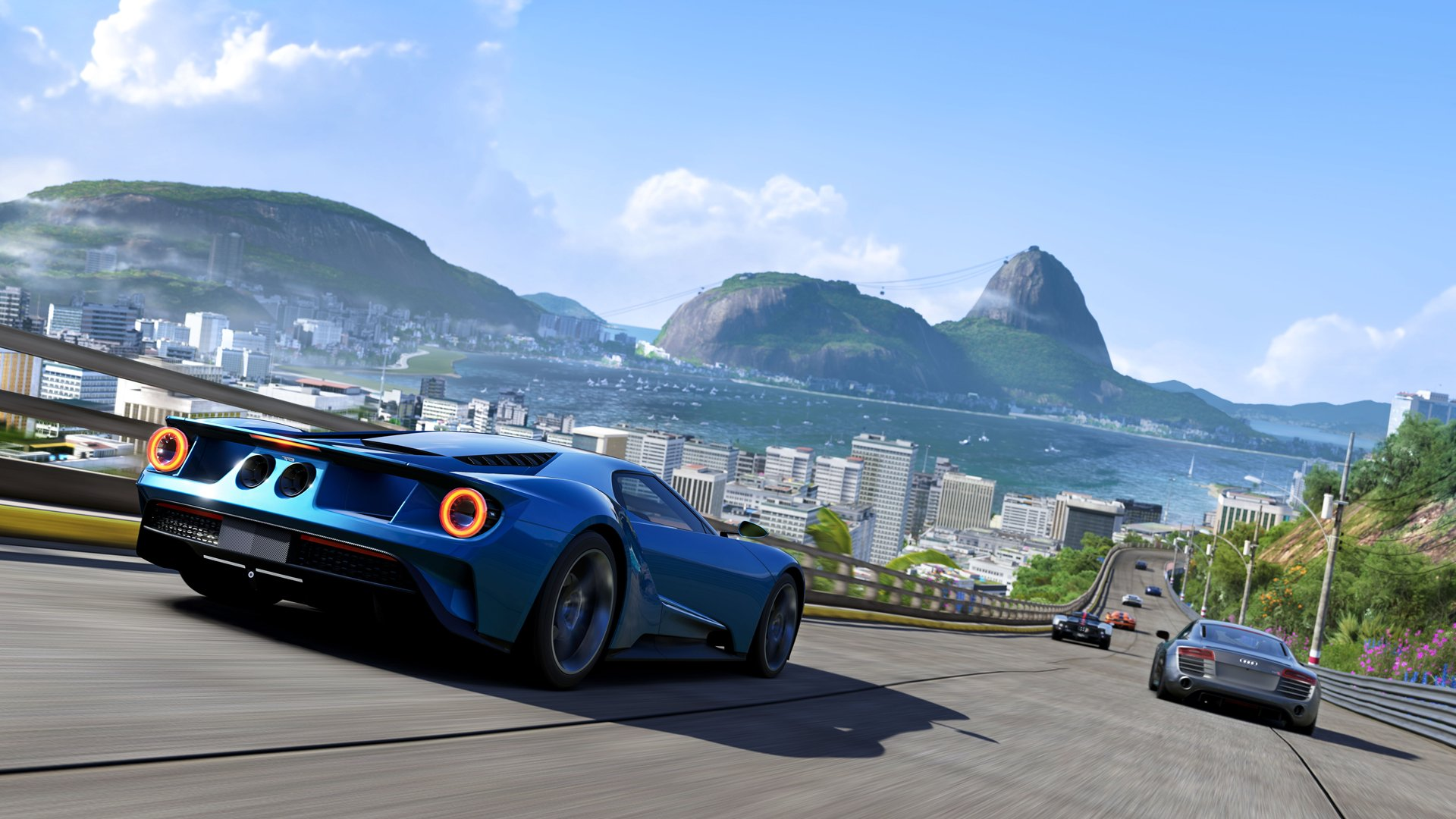 Forza Motorsport 7 Wallpapers Ultra Hd Gaming Backgrounds: Forza Motorsport 7 Wallpapers High Quality