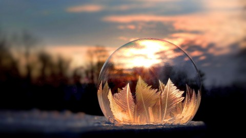 Frozen Bubbles wallpapers high quality