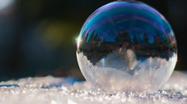 Frozen Bubbles Photo#1