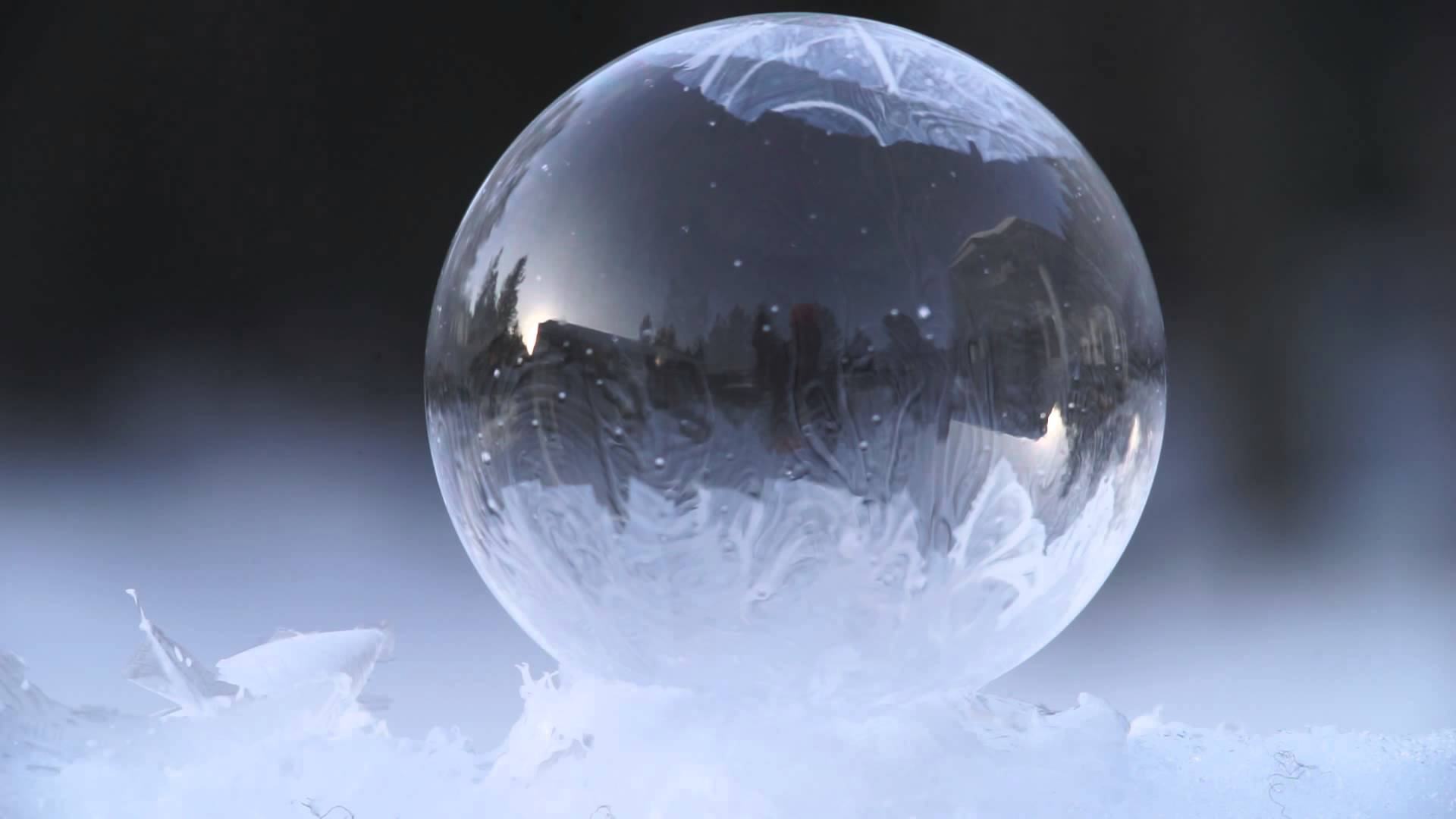 Frozen Bubbles Wallpapers High Quality Download Free
