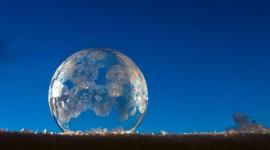 Frozen Bubbles Wallpaper Free