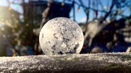 Frozen Bubbles Wallpaper HQ
