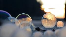 Frozen Bubbles Wallpaper HQ#1