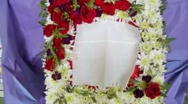 Funeral Frame Wallpaper