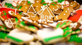 Gingerbread Cookie Wallpaper Gallery