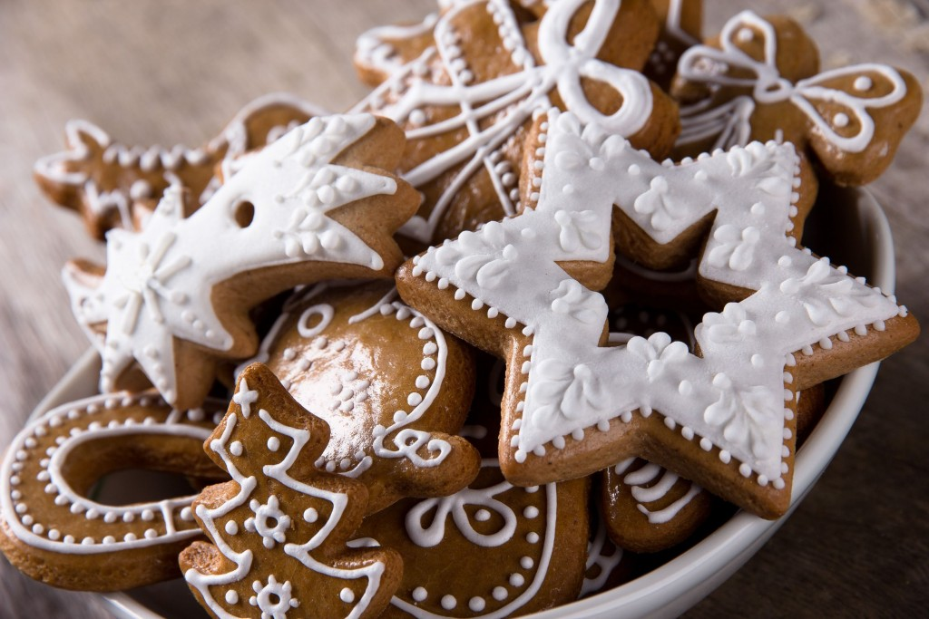 Gingerbread Cookie wallpapers HD