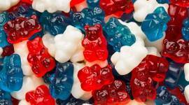 Gummy Candy Desktop Wallpaper