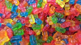 Gummy Candy Desktop Wallpaper HD