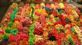 Gummy Candy Wallpaper For Desktop