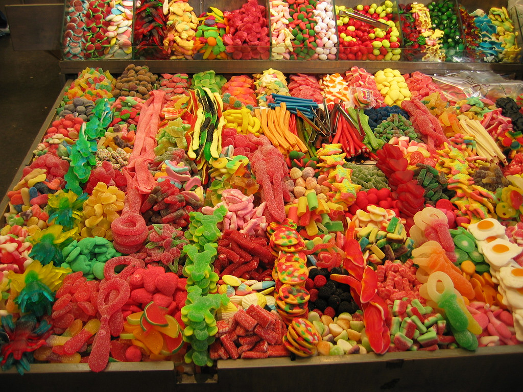 Gummy Candy Wallpapers High Quality | Download Free