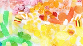Gummy Candy Wallpaper For IPhone