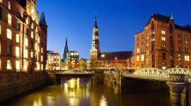 Hamburg Wallpaper HQ
