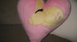 Heart Pillow Photo Download