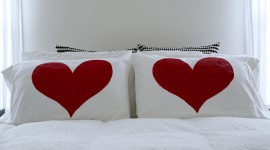 Heart Pillow Photo Free#1