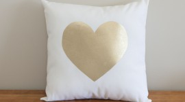 Heart Pillow Wallpaper For PC