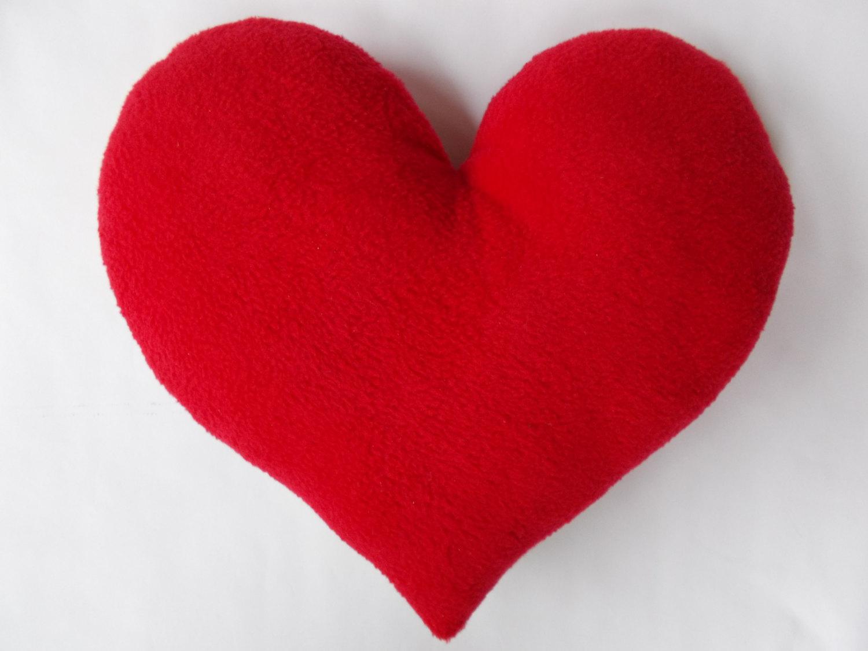 Подушка сердечки своими руками 58