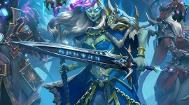 Hearthstone Knights Of The Frozen Throne For Mobile