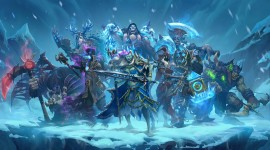 Hearthstone Knights Of The Frozen Throne Image