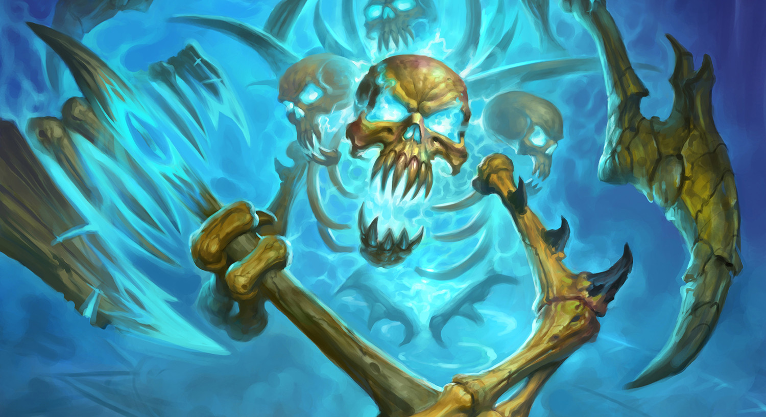 Knights Of The Frozen Throne Wallpaper: Hearthstone Knights Of The Frozen Throne Wallpapers High