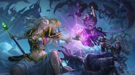 Hearthstone Knights Of The Frozen Throne Pics#2