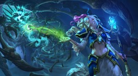 Hearthstone Knights Of The Frozen Throne Pics#1