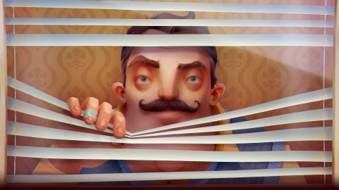 Hello Neighbor wallpapers high quality
