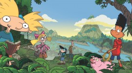 Hey Arnold The Jungle Movie Wallpaper Free