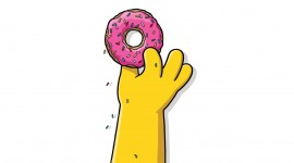 Homer Simpson High Quality Wallpaper