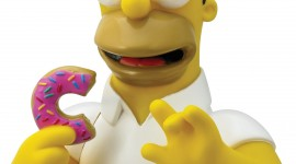 Homer Simpson Wallpaper For IPhone Free