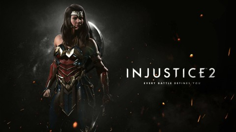 Injustice 2 wallpapers high quality