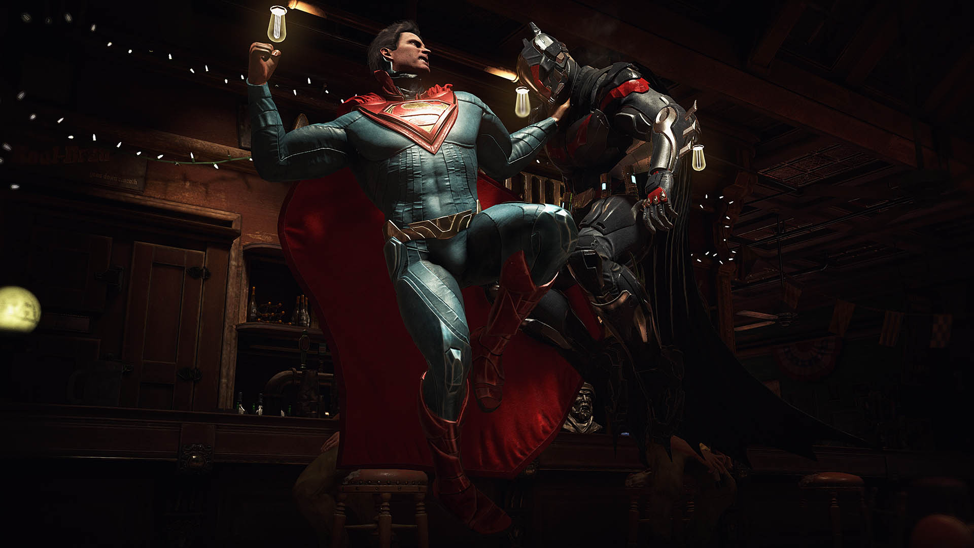 Injustice 2 Wallpapers High Quality Download Free