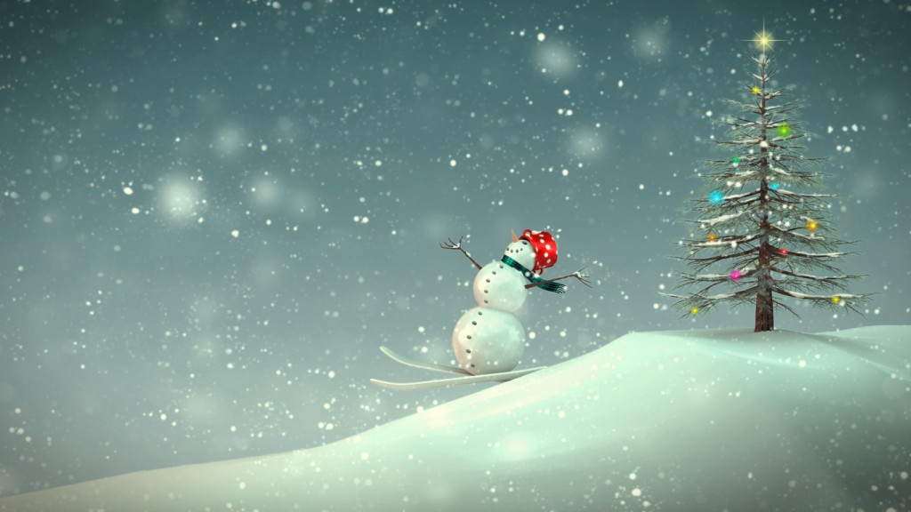 It's Snowing wallpapers HD