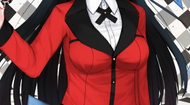 Kakegurui Wallpaper For IPhone Download