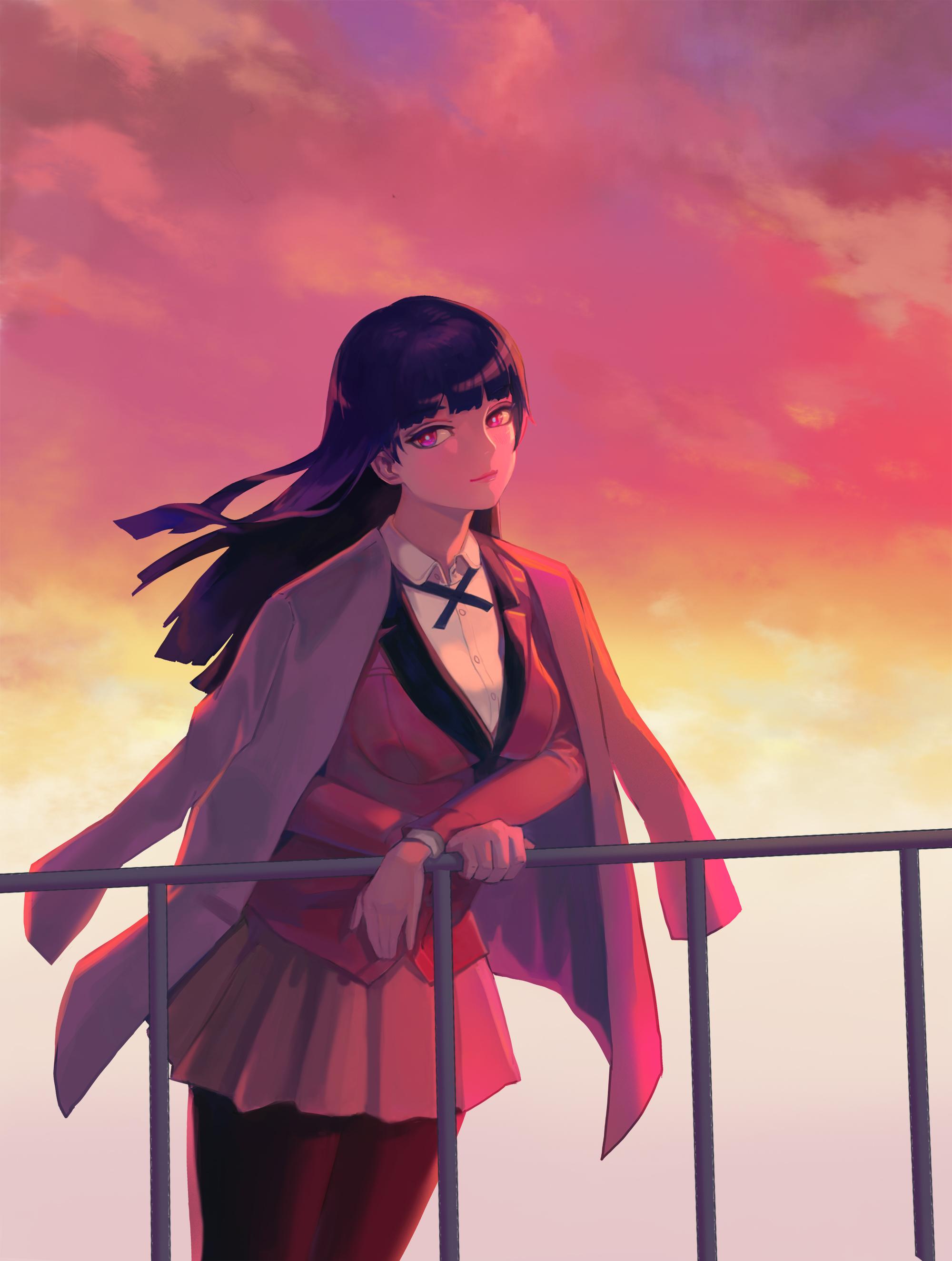 Kakegurui wallpapers high quality download free - Fanart anime wallpaper ...
